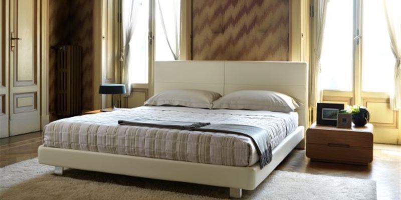 Horizon Bed - Letto Kappa Salotti