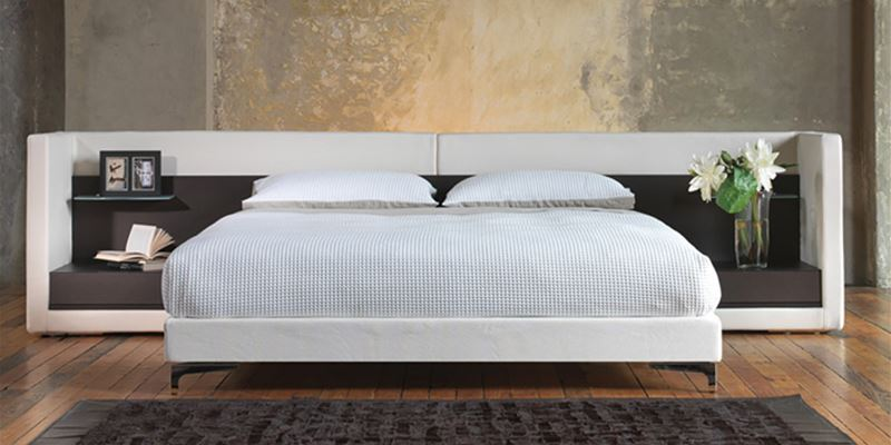 Queen Bed - Kappa Salotti